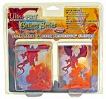 Ultra Pro Easley Final Stand Dragon Artwork Tin Deck Vault & 50 Deck Protector Sleeves Twin-Pack